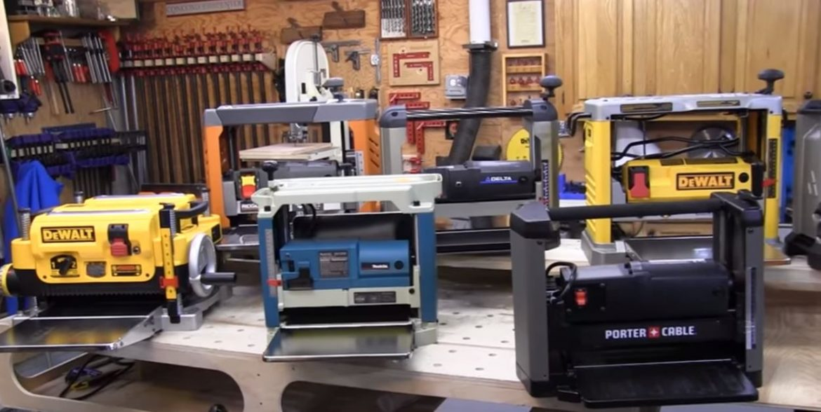Purchasing Guide For a Thickness Planer