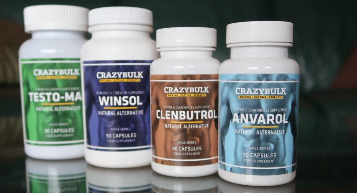 CrazyBulk Anvarol Review