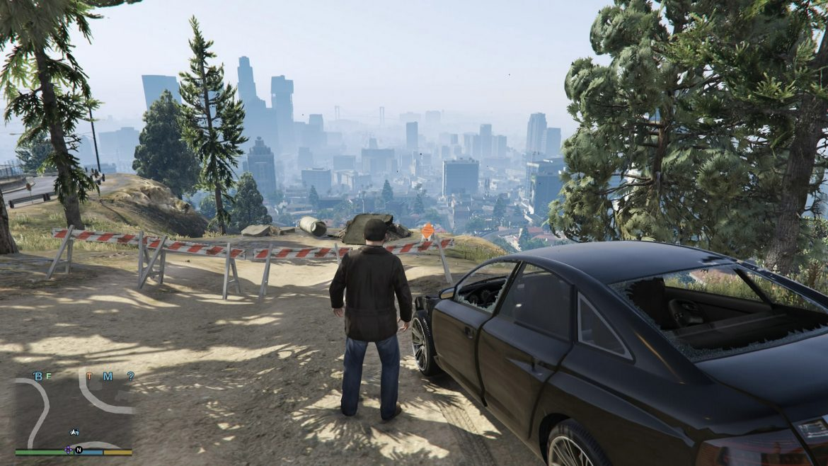GTA 6 Release Date Reveals In GTA 5 Update
